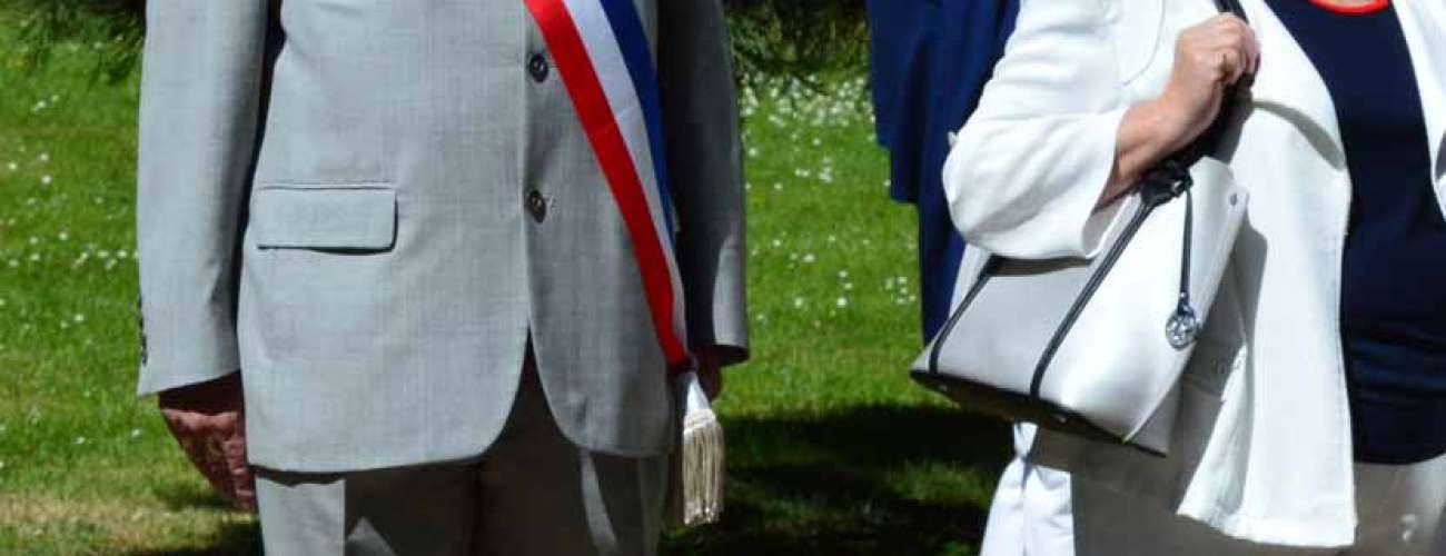Cérémonie commémorative de la victoire du 8 mai 1945  1