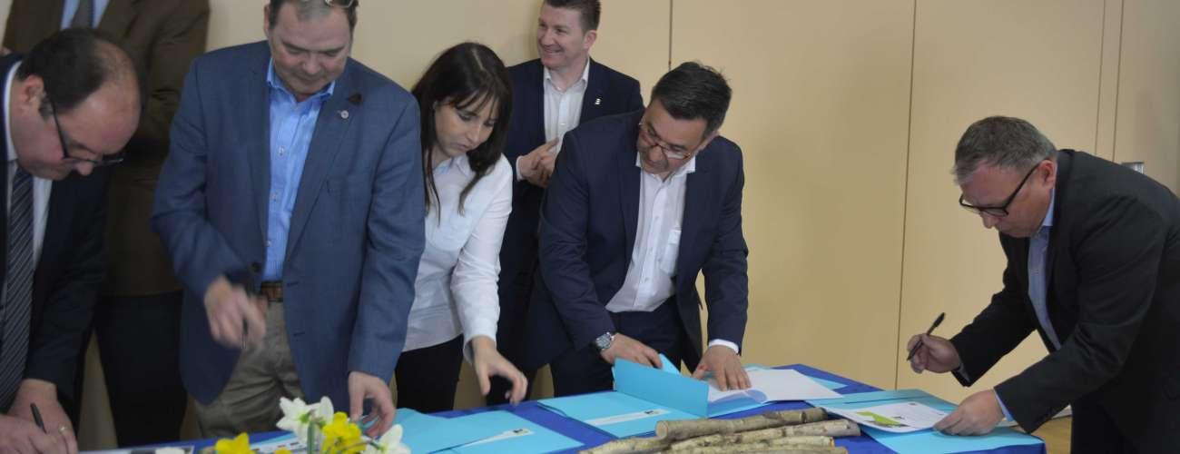 Signature des conventions de partenariat pour la Niederbronnoise  4