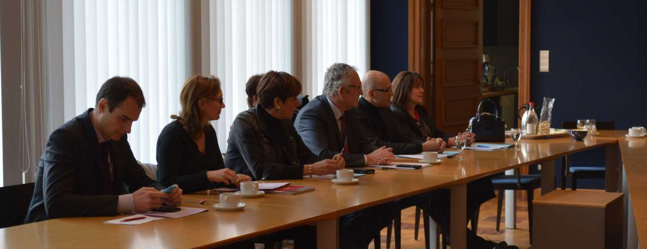 Visite du Président du Conseil départemental du Bas-Rhin  0