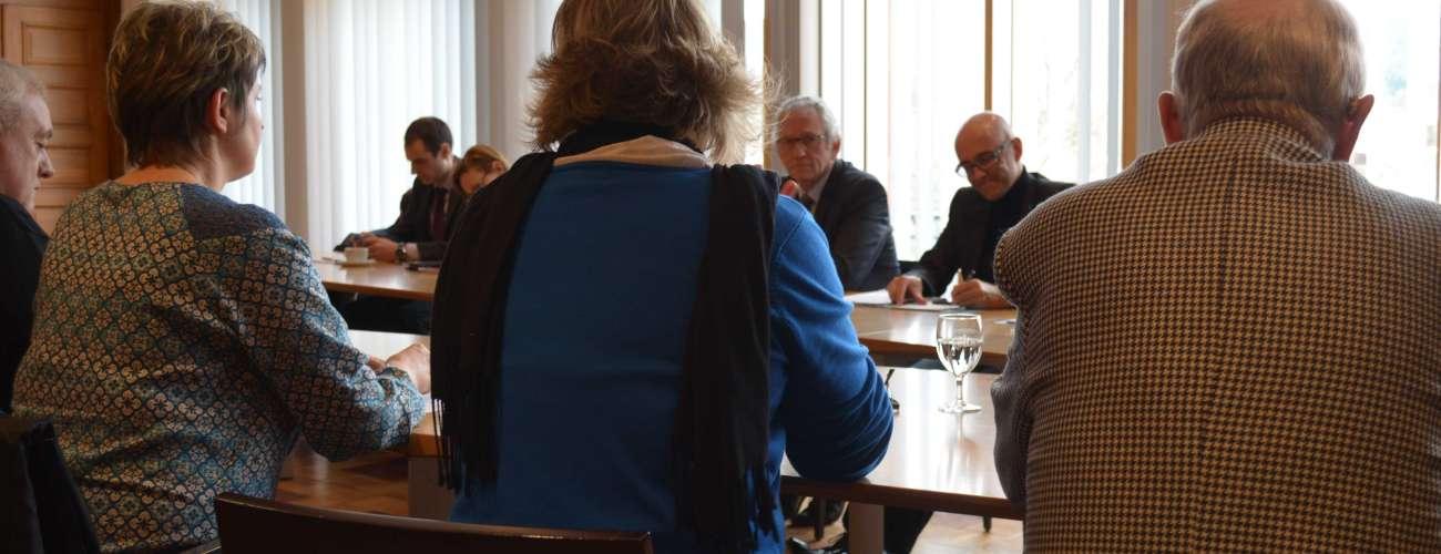Visite du Président du Conseil départemental du Bas-Rhin  2