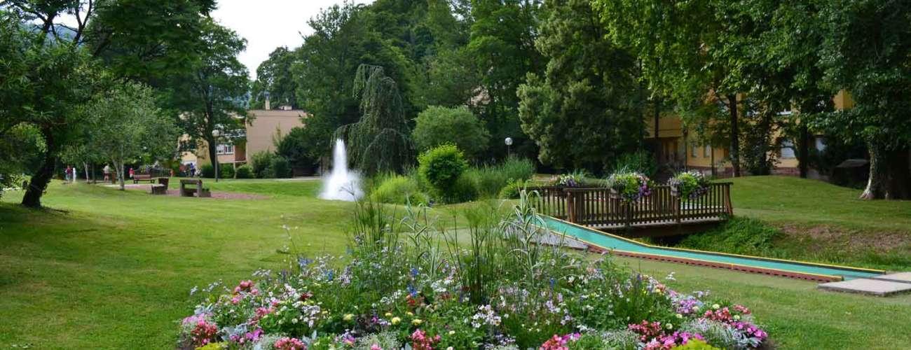 Fleurissement d'été : les espaces verts sur le pont