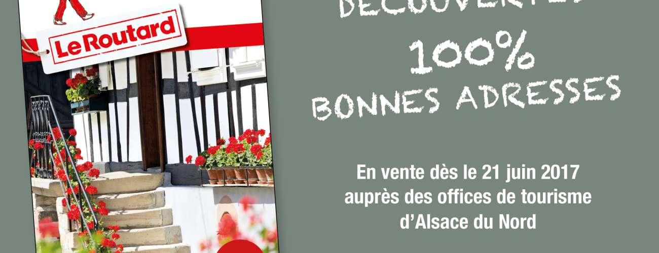 Un Guide du Routard pour l'Alsace du Nord