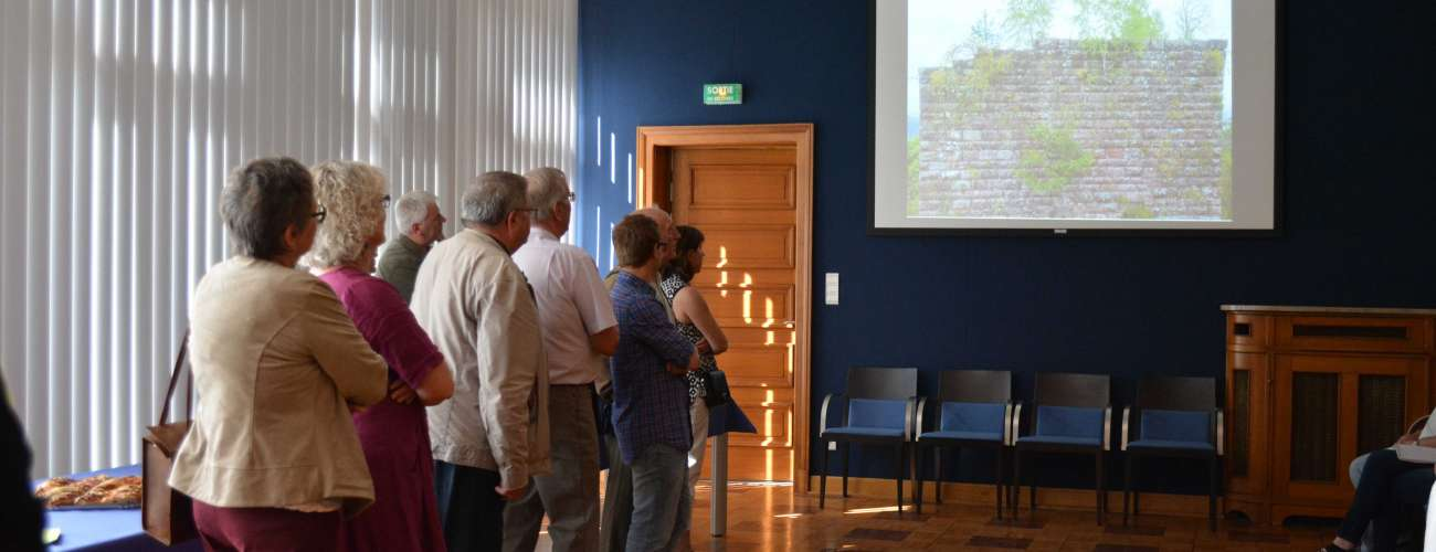 Lancement de l'appel à souscription pour le château de la Wasenbourg  0