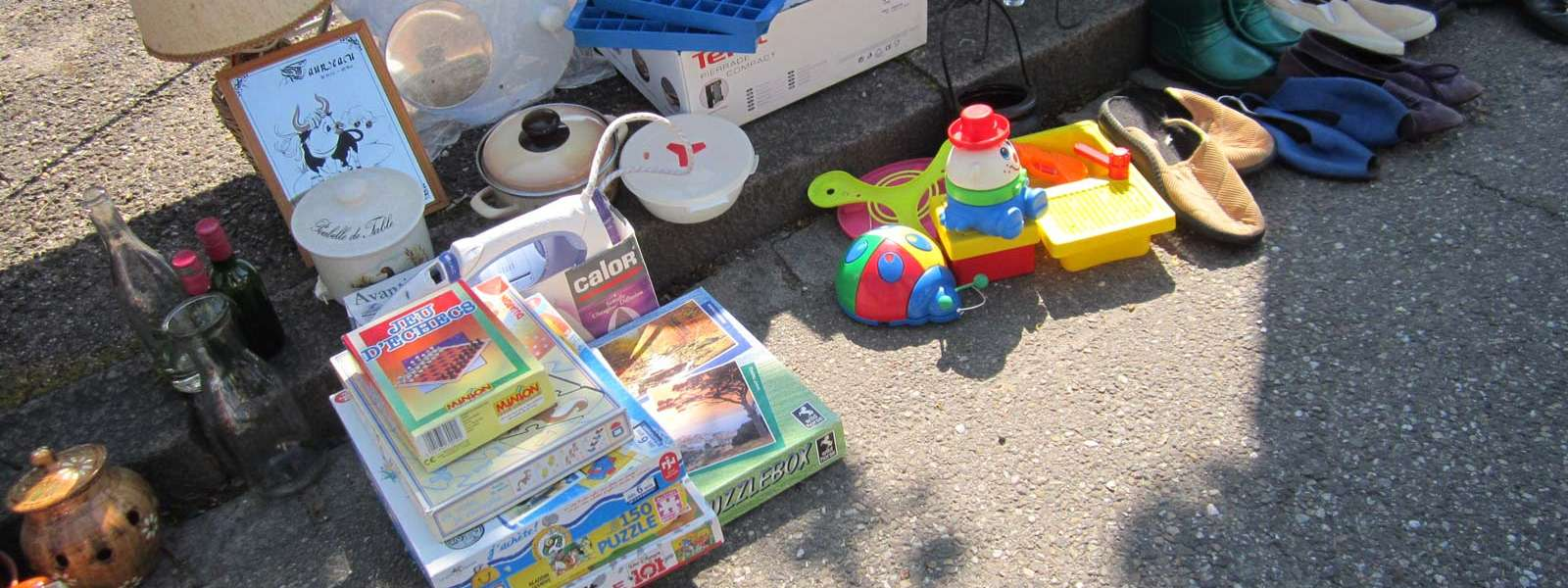 Bourse aux jouets, Niederbronn-les-Bains