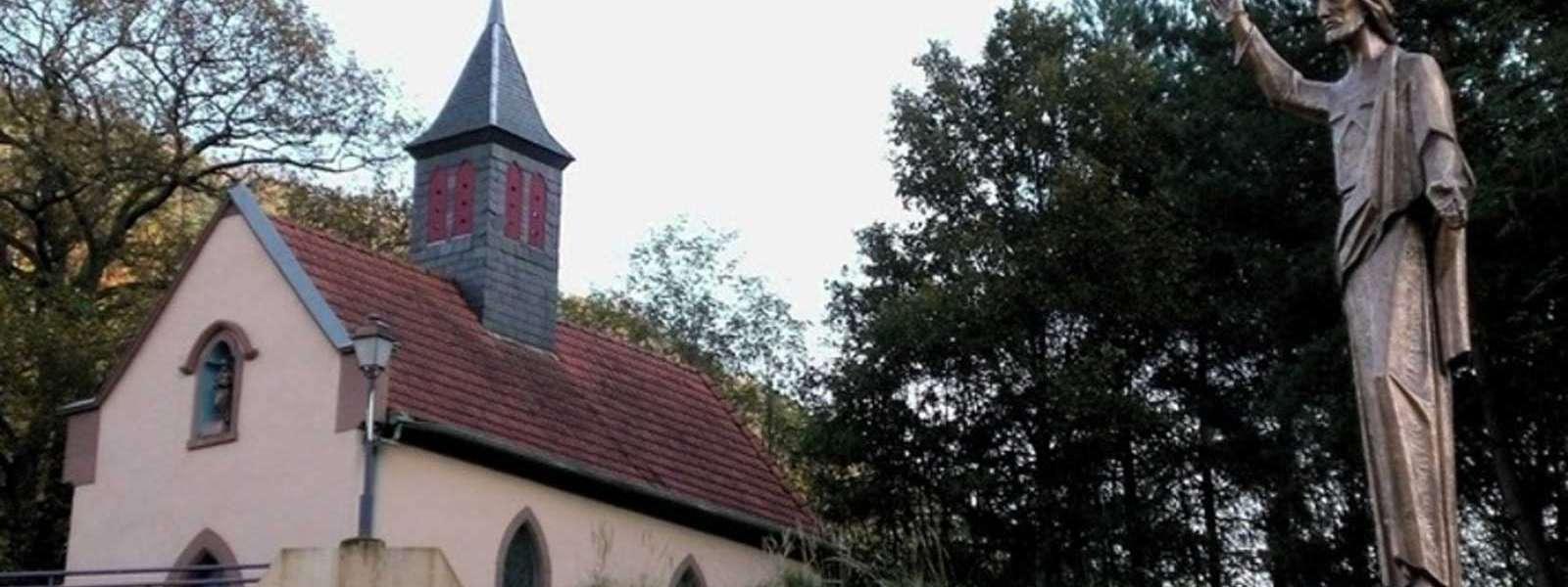 Chapelle Notre Dame du Wasenberg, Niederbronn-les-Bains