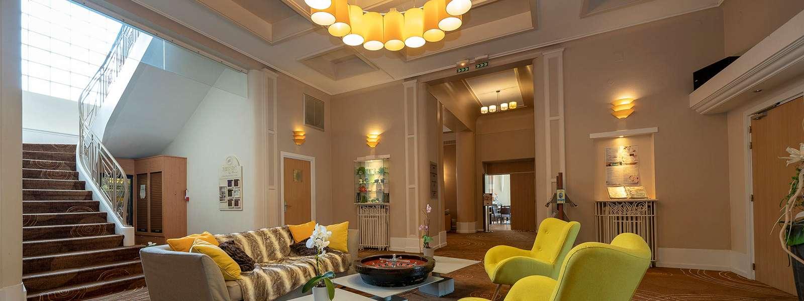Grand Hôtel Filippo, Alsace, chambres modernes et confortables