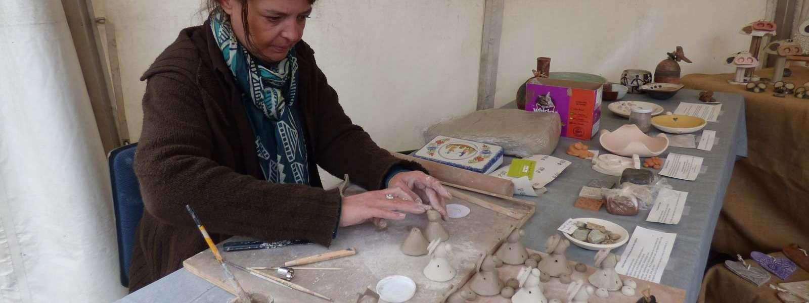 Les artisans au travail, Niederbronn-les-Bains