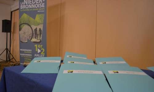 Signature des conventions de partenariat pour la Niederbronnoise  1