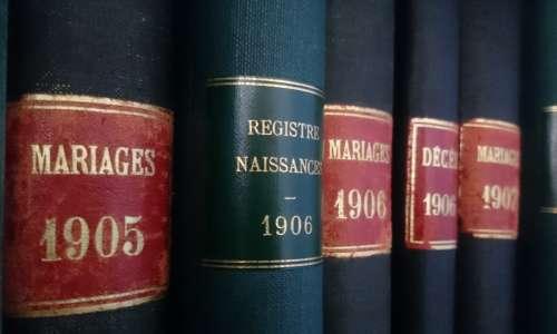 Consultation des archives et recherches généalogiques
