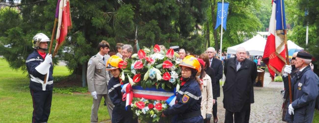 Commémoration du 8 mai 1945  2