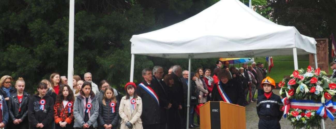Commémoration du 8 mai 1945  0