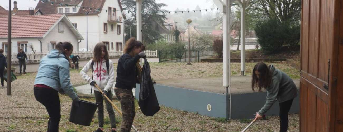 Nettoyage de printemps 2019  4