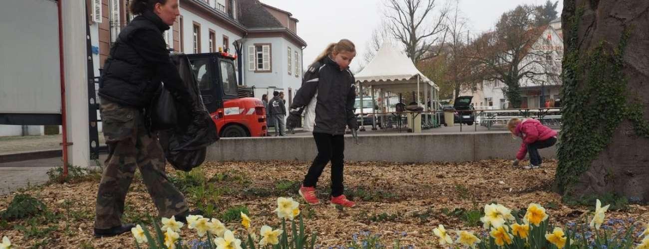 Nettoyage de printemps reporté ? Engagez-vous individuellement !