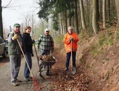 Nettoyage d'automne : ensemble pour un territoire plus propre !