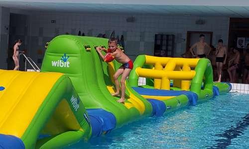Vacances scolaires : des jeux aquatiques aux Aqualies