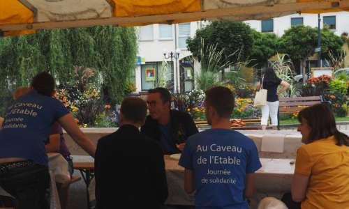 Journée gastronomique et solidaire  2
