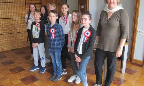 Elections du Conseil Municipal des Jeunes 2019  1