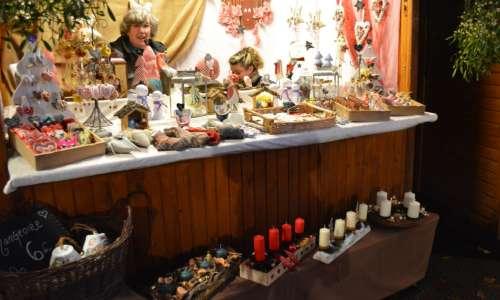 Marché de Noël artisanal  2