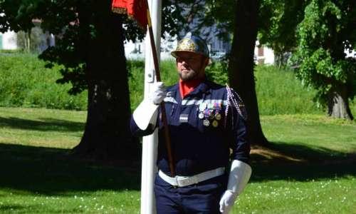 Cérémonie commémorative de la victoire du 8 mai 1945  2