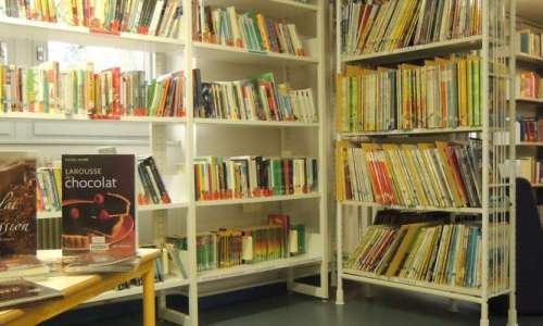 Fermeture exceptionnelle de la bibliothèque du 20/08 au 13/09 inclus