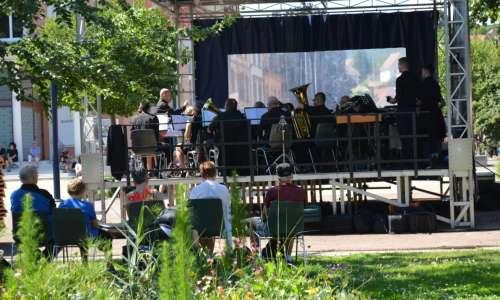 Le retour des concerts dominicaux au Parc du Casino