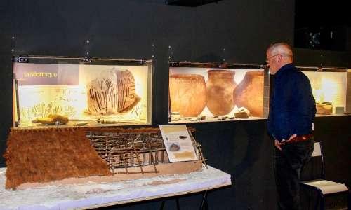 Journées du Patrimoine : voyagez dans le temps avec la Maison de l'Archéologie des Vosges du Nord !