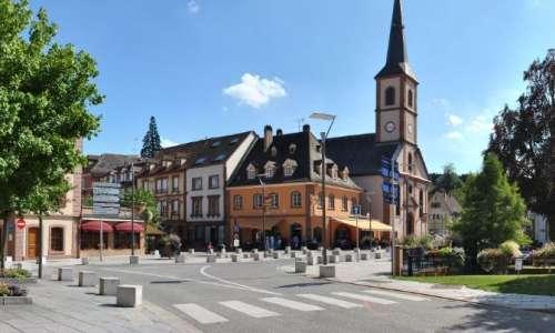 COVID-19 : gratuité du stationnement à Niederbronn-les-Bains jusqu'au 17 mai 2020