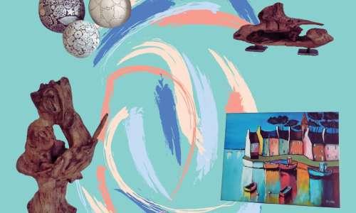 Exposition « La Nature sous toutes ses formes » : 3 arts, 3 histoires